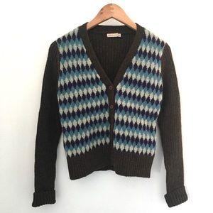 Sweaters - Vintage Wool Cardigan